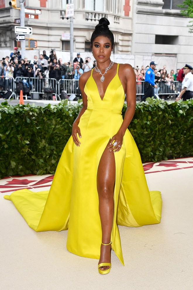 Image result for Gabrielle Union met gala 2018