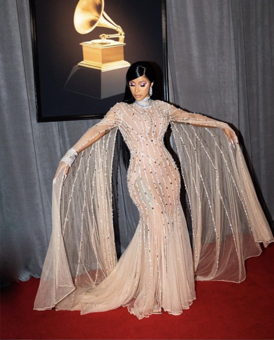 the top ten looks from the 2020 grammy