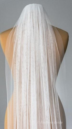 Soft Tulle Veils
