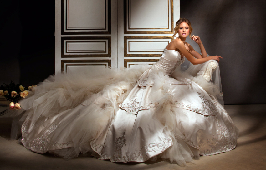 Eve Of Milady 2012 Spring Bridal Collection