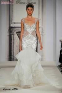 Pnina Tornai 2014 Fall Bridal Collection   The FashionBrides