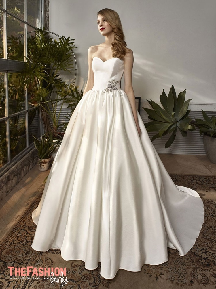 Enzoani Beautiful 2018 Spring Bridal Collection  The