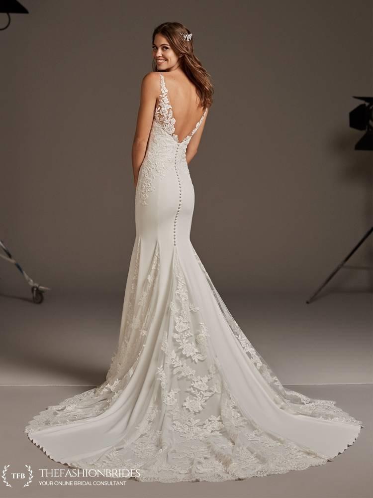 Pronovias 2020 Spring Bridal Collection The Fashionbrides
