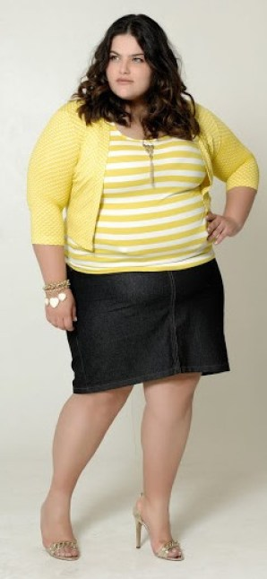 listras plus size looks