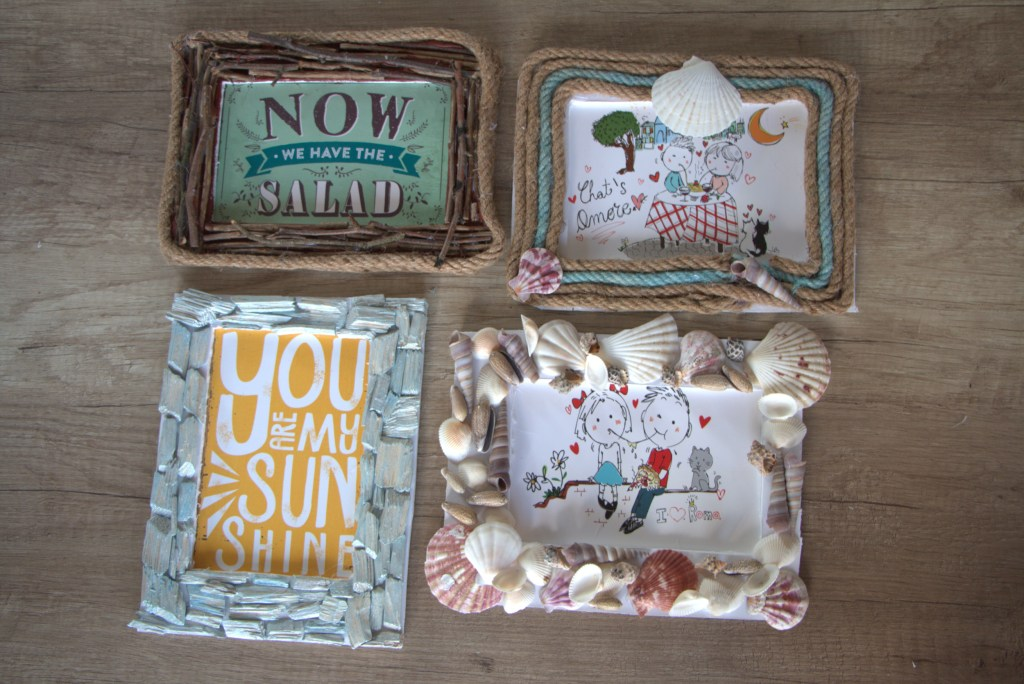 Diy Picture Frame Ideas Nautical Decoration