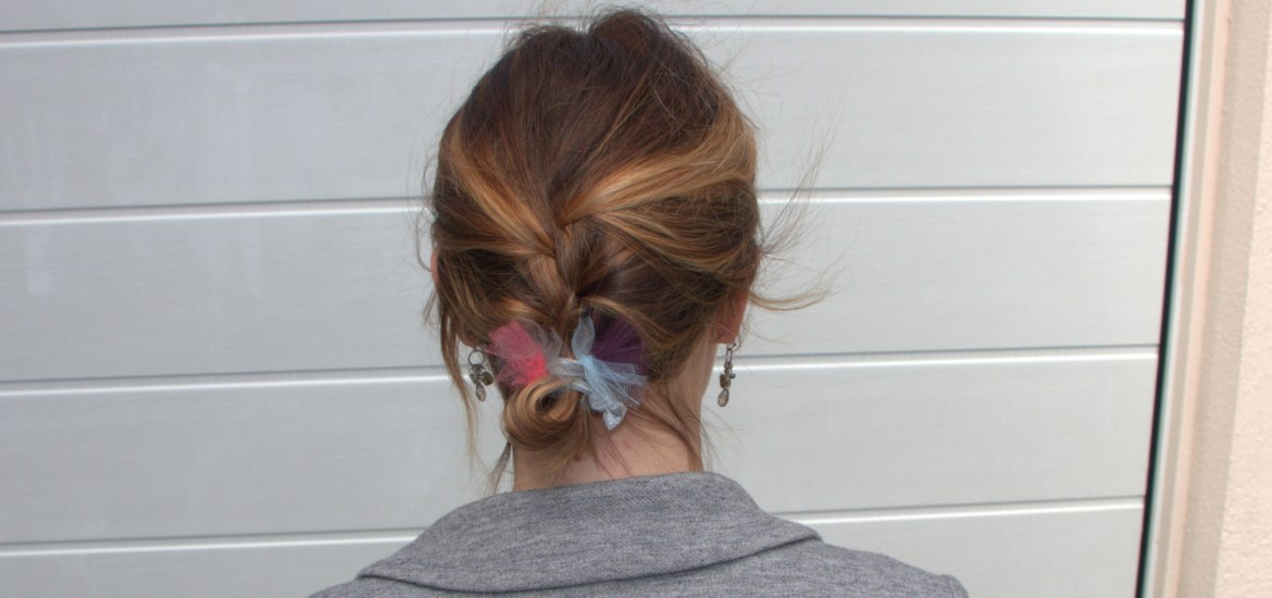 DIY Hair Accessories: How to Make Cute Hair Ties with Tulle