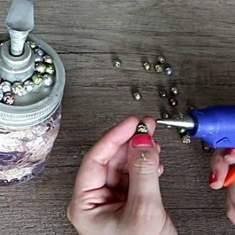 Things to Do with Mason Jars DIY Soap Dispenser