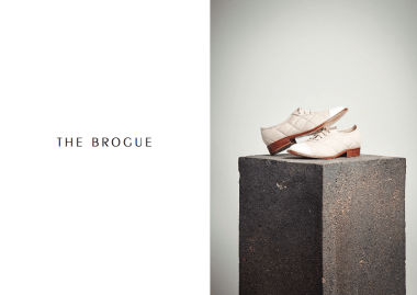 The BROGUE by REYREY