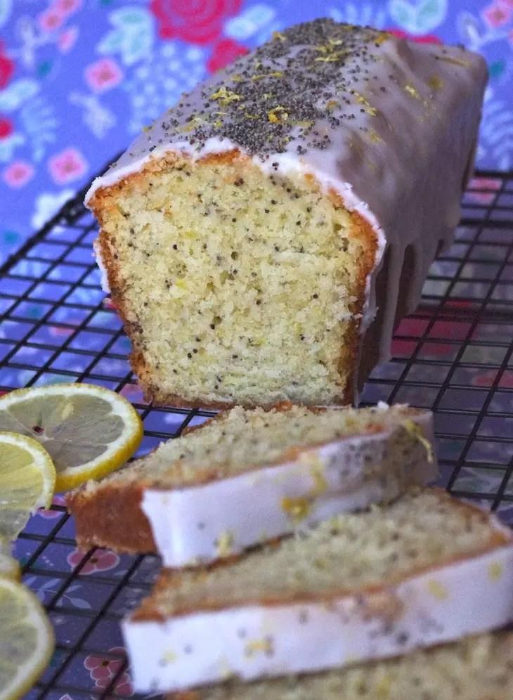 Cake Au Citron De Sophie : citron, sophie, Parfait, Citron-pavot, Double, Glaçage, AnneSO, Fashion, Cooking