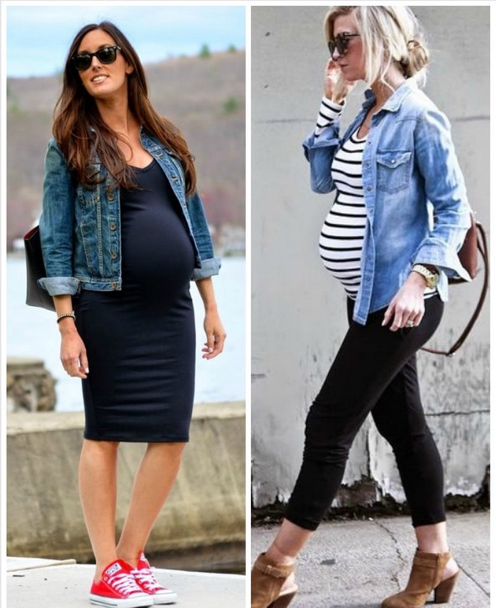 Top 10 Fashion Trends for Pregnant Women in 2017 – Fashion ...