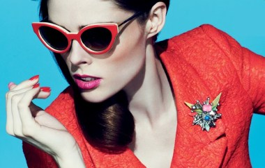 Coco Rocha by Jason Hetherington (Beneath The Make-up - Glass #13 Spring 2013) 1