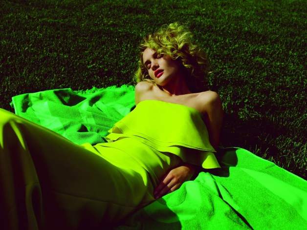 Rosie Huntington-Whiteley by Guy Aroch (Summer With Rose - Muse #34 Summer 2013) 10