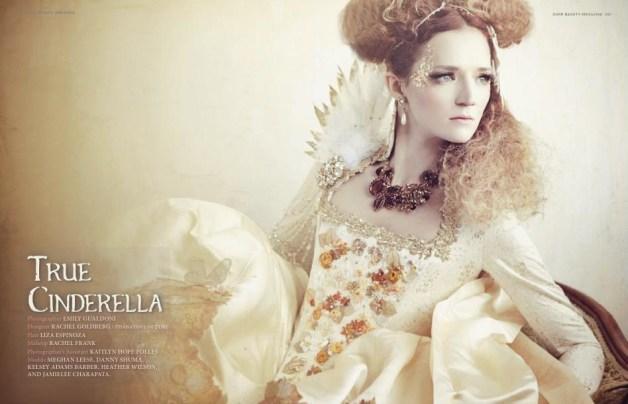 True Cinderella by Emily Gualdoni 001