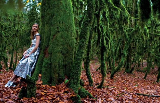 Anna Selezneva By Hans Feurer For Vogue Russia7