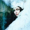 Auguste Abeliunaite in 'Sylvie Fleury' By Miles Aldridge For Numéro #154 1