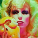 Lina Berg 'Divine' by Miles Aldridge for Numero 09