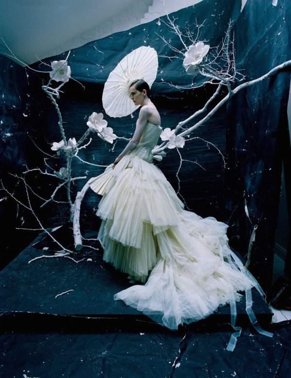 Vogue Tim Walker Photography