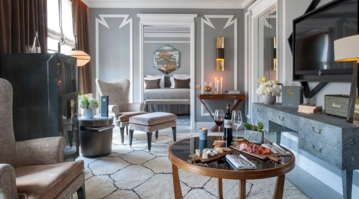 Nolinski Paris - suite Joséphine