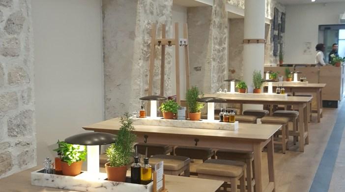 Restaurant Vapiano Bercy Village