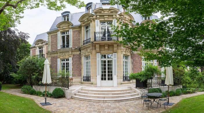La Villa des Cèdres