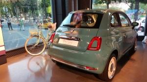 Fiat 500 - 60 ans @ Motor Village