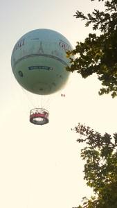 Ballon de Paris - Montgolfière by Generali