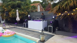 Pool Party by SnapEvent @ Villa Saint-Cloud