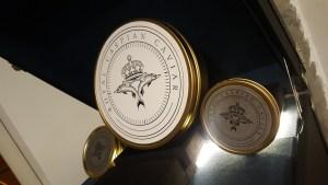 Royal Caspian Caviar - soirée à la Galerie A2Z
