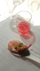 Royal Caspian Caviar - soirée à la Galerie A2Z, Vodka rouge