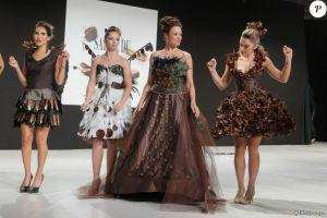 Salon du Chocolat 2018 - défilé de mode