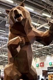 Salon du Chocolat - Richard Orlinski