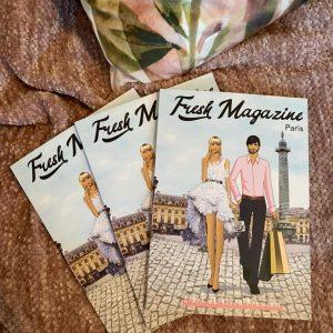 Fresh Magazine Paris