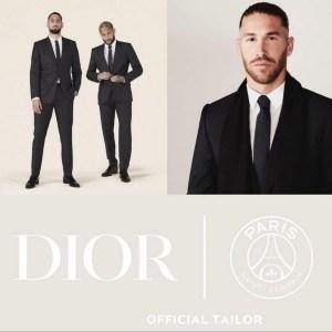Dior X PSG