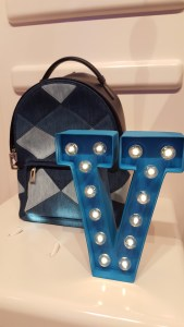 Prismick Denim by Roger Vivier