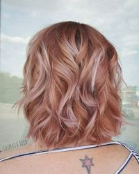 Hair Color Ideas For Short Curly Hair   Find your Perfect ...