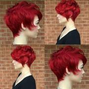 20 - short curly hair ideas