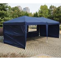 10 X 20 Blue Patio Gazebo EZ POP UP Party Tent Wedding ...