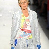 FDM Catching up:  CELEBs at the spring 2011 runway shows