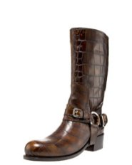 Christian-Dior-Croc-Embossed-Biker-Boot-www.fashiondailymag.com-Brigitte-Segura