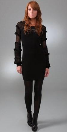 NANETTE-LAPORE-macrame-fringe-open-knit-sweater-on-www.fashiondailymag.com-brigitte-segura