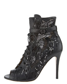 Valentino-Studded-Open-Toe-Lace-Up-Bootie-www.fashiondailymag.com-Brigitte-Segura