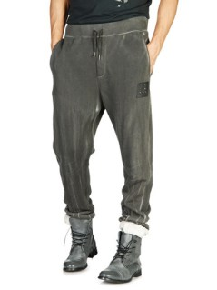 diesel-CHARCOAL-brushed-sweat-pants-with-skinny-leg-in-BOYS-just-lounge-around-on-FDM