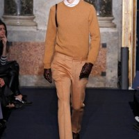 PORTS 1961 mens FW 2011 runway debut on Fashion Daily Mag