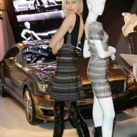 CELEB collective at MERCEDES-BENZ FASHION WEEK NEW YORK 2011