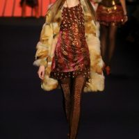 ANNA SUI FALL 2011 MERCEDES-BENZ FASHION WEEK NEW YORK