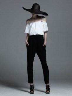 Temperley-London-Myra-Top-and-Terea-Trouser-on-www.fashiondailymag.com-Brigitte-Segura