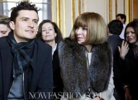 anna-wintour-with-orlando-bloom-at-BALENCIAGA-photo-nowfashion.com-on-FashionDailyMag