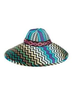 MISSONI-graphic-brights-sun-hat-in-SPRING-brights-are-sculpted-on-for-spring-2011-on-FashionDailyMag