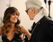 RACHEL-bilson-smiles-at-KARL-LAGERFELD-in-filming-short-for-magnum-photo-2-courtesy-of-publicist-on-FashionDailyMag