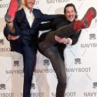 NAVYBOOT x Michael Schumacher limited edition sneakers